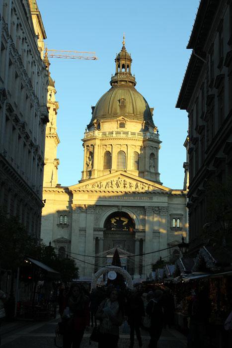 Η Βασιλική του Αγίου Στεφάνου θεωρείται η πιο σημαντική εκκλησία της Ουγγαρίας