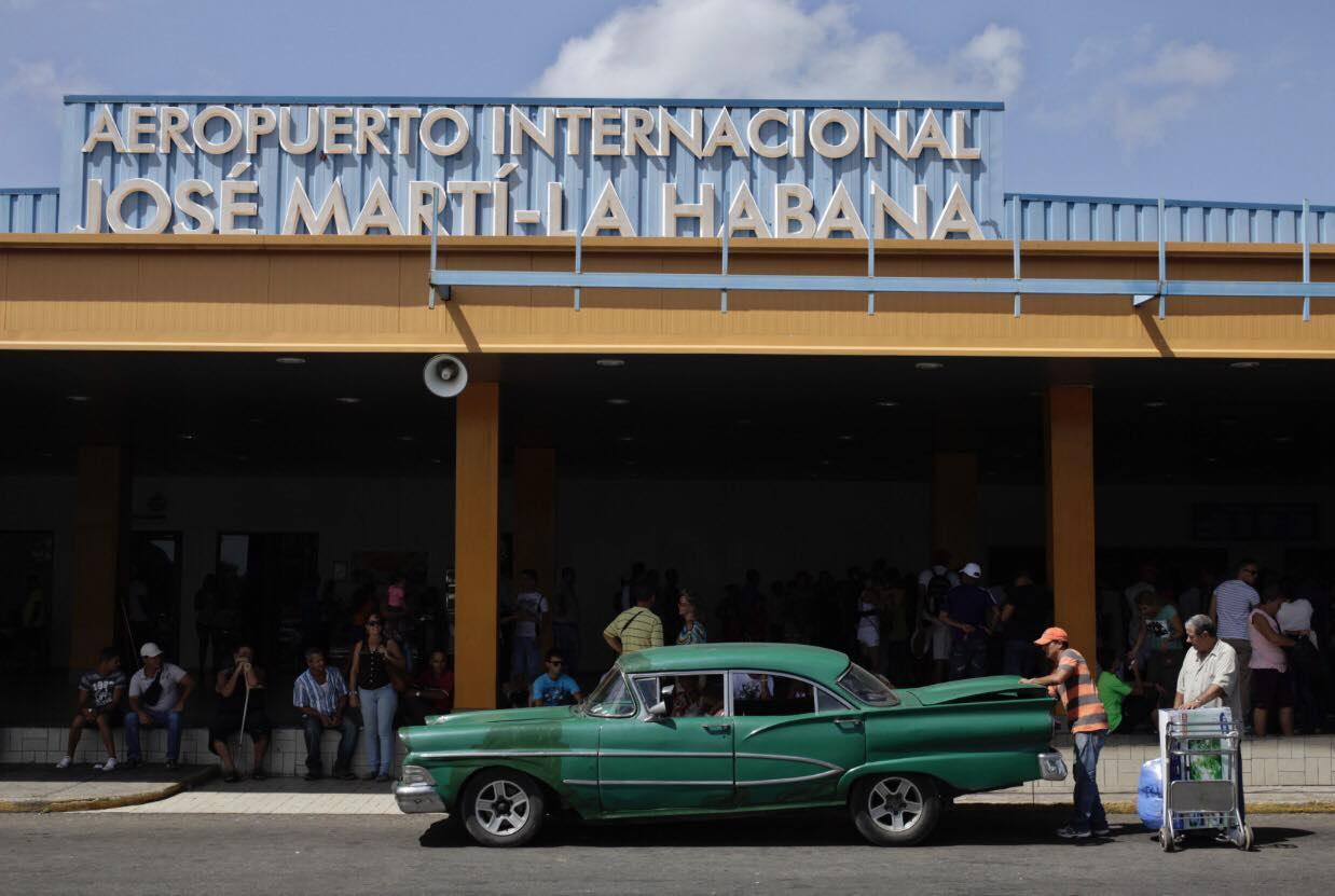 Το αεροδρόμιο José Martí της Αβάνας