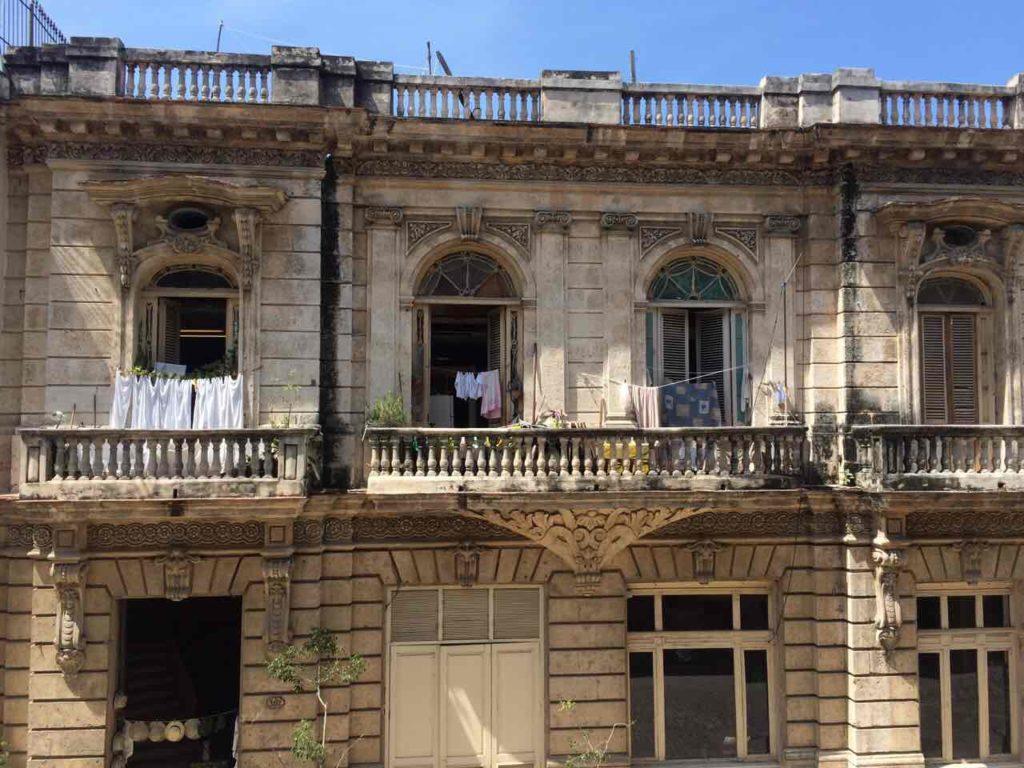 Τυπικό σπίτι στην παλιά Αβάνα