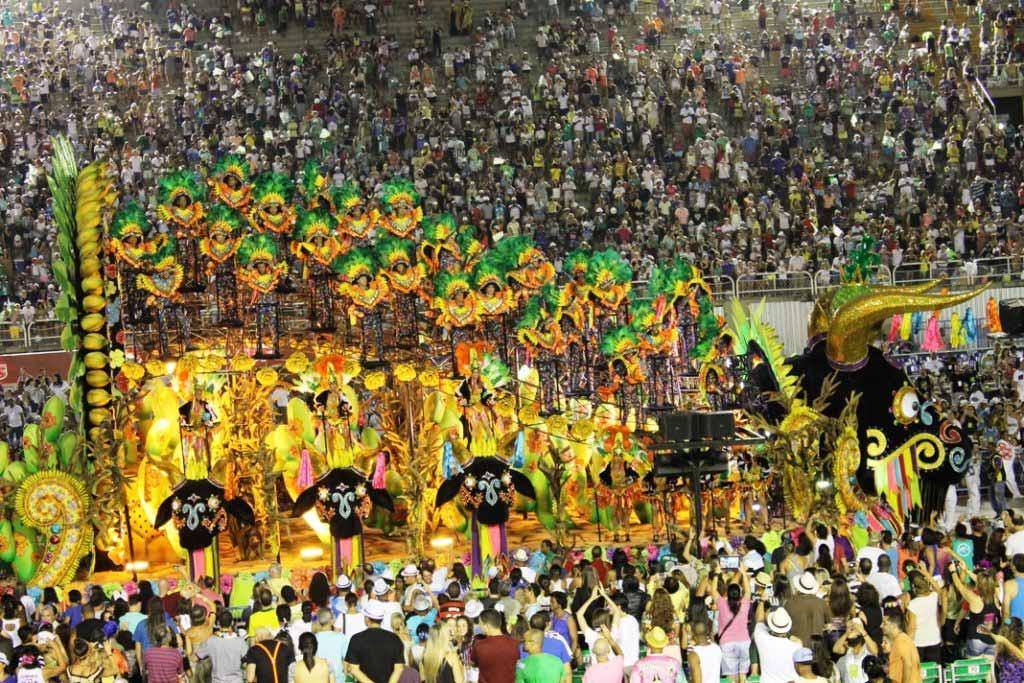 Σχολή samba Mocidade του Ρίο ντε Τζανέιρο