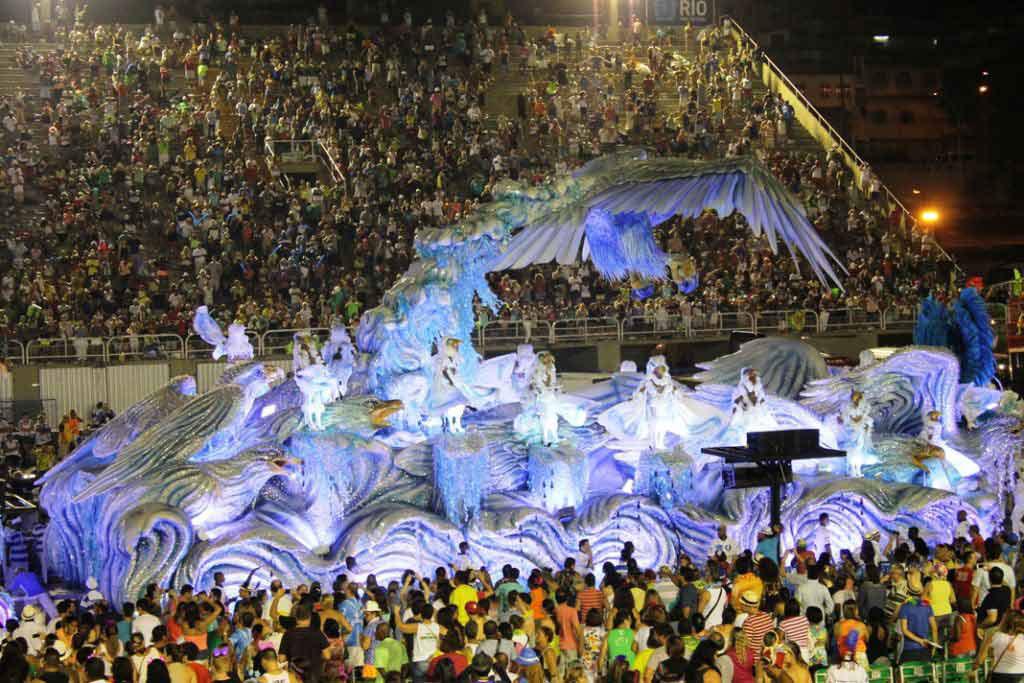 Η σχολή Samba Portela είναι από τις πιο παραδοσιακές σχολές Samba του Ρίο ντε Τζανέιρο