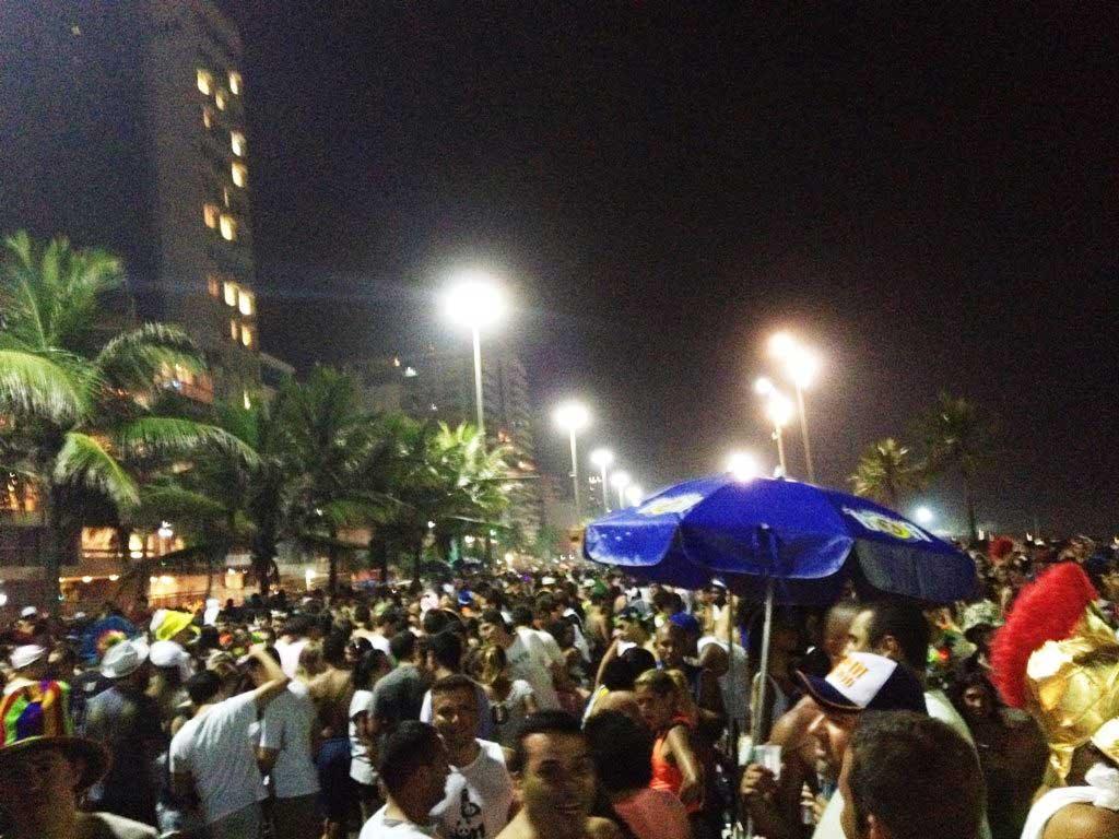 Bloco στoυς της Copacabana