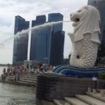 Iconic Merlion Statue - Σιγκαπούρη