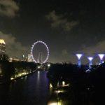 Η Σιγκαπούρη το βράδυ