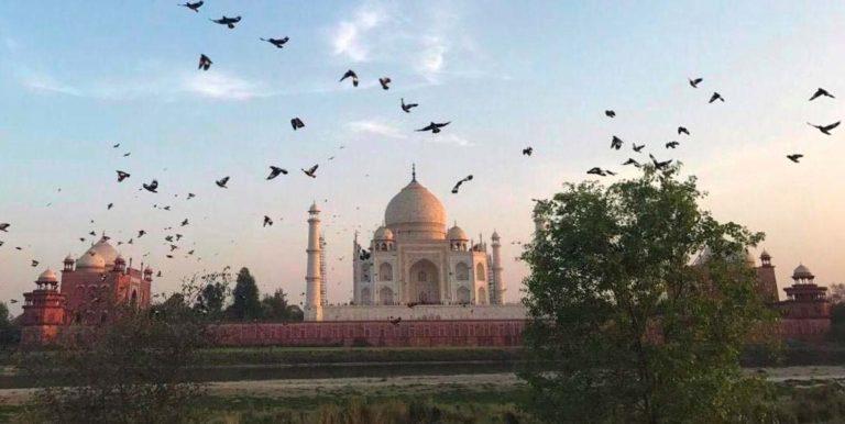 Ινδία – Taj Mahal