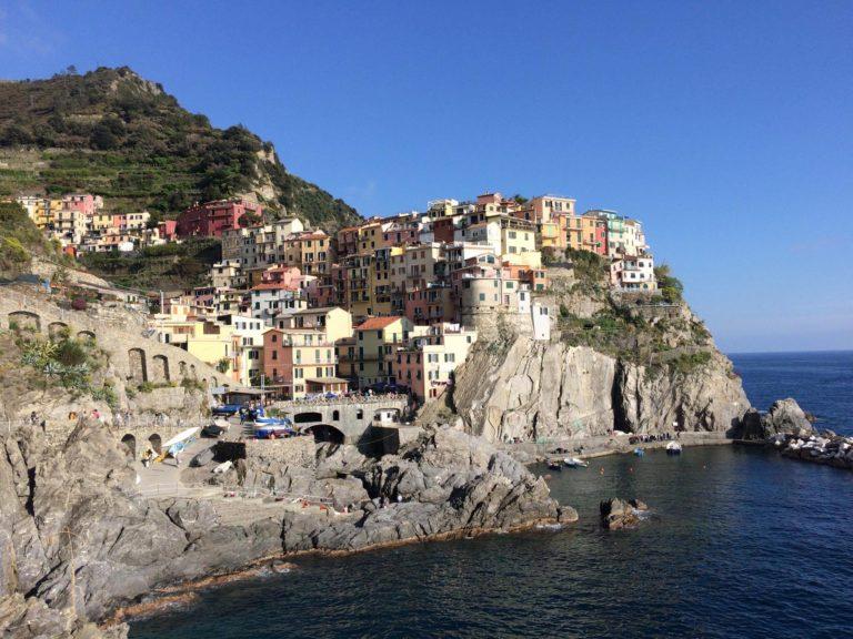 Εβδομάδα Cinque Terre