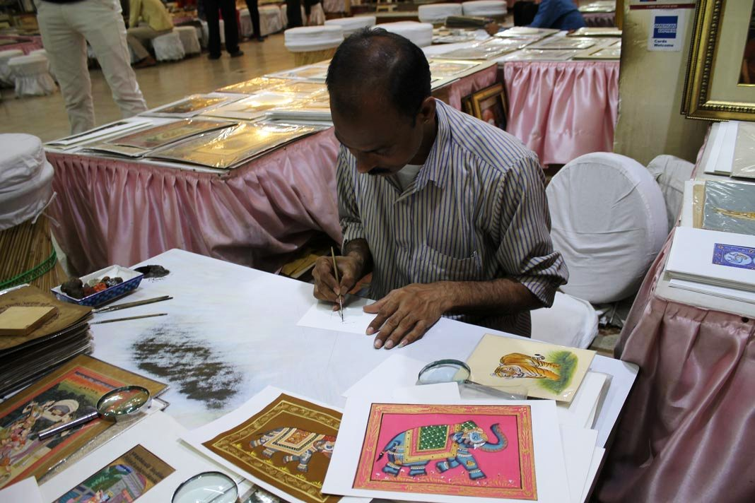 indian-painter