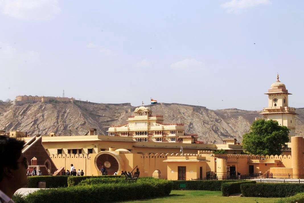 The obsevatory of Jaipur