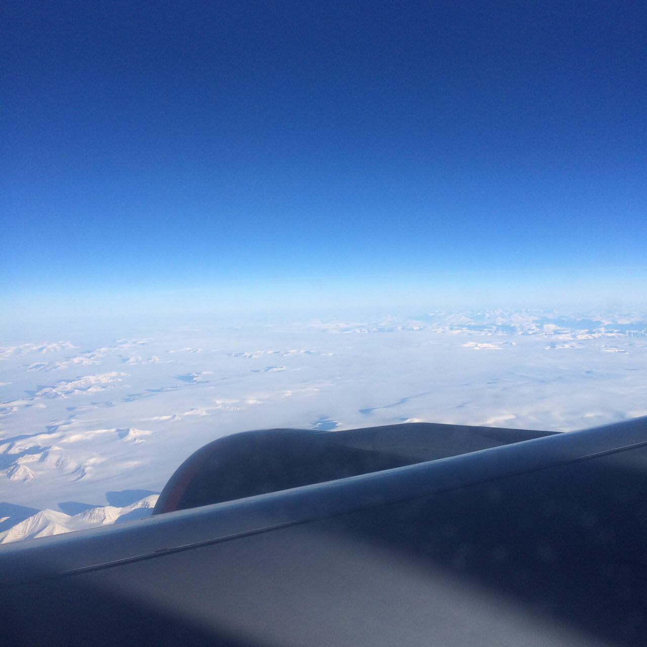 jet-lag over siberia