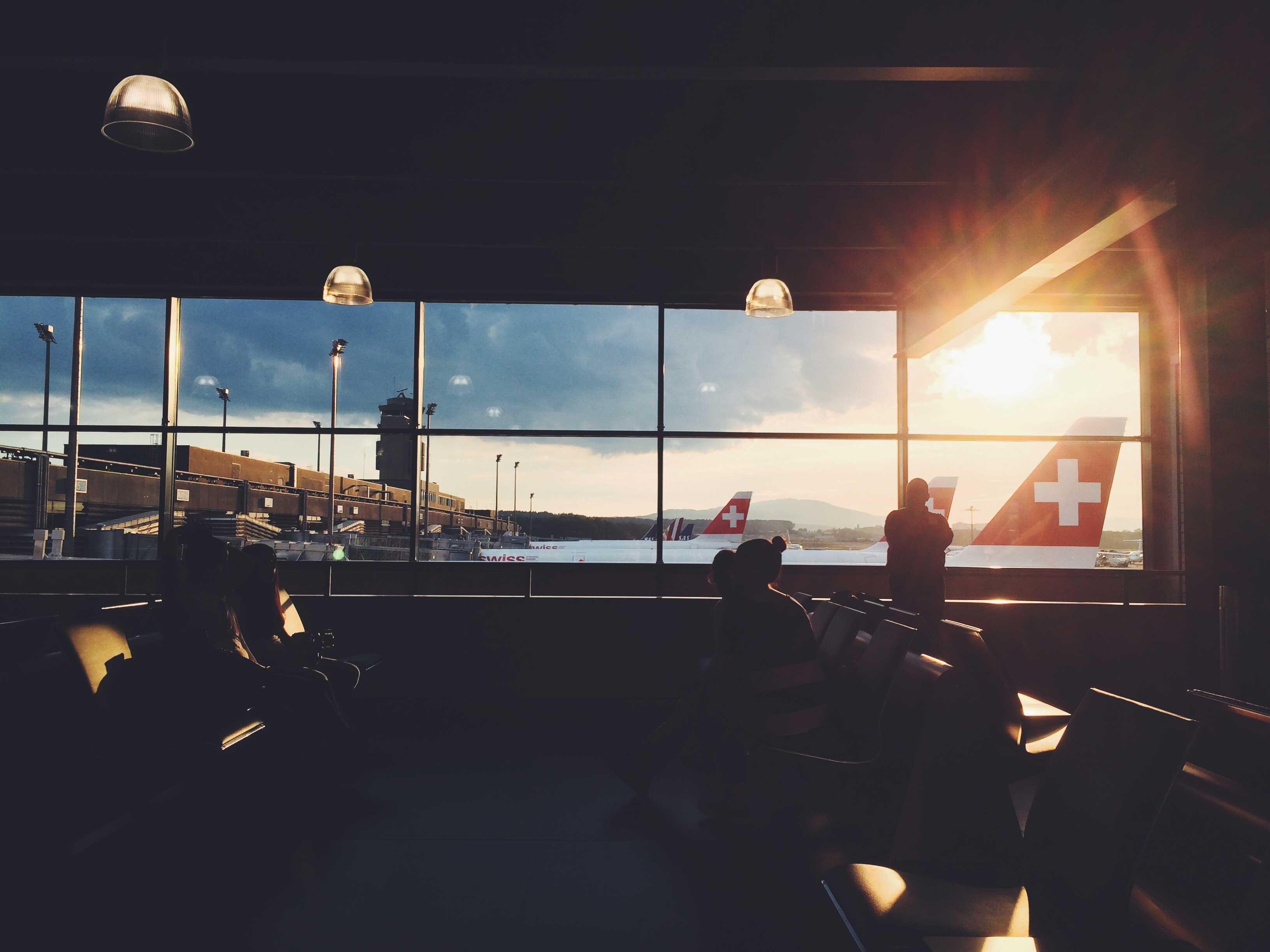 jet -lag airport