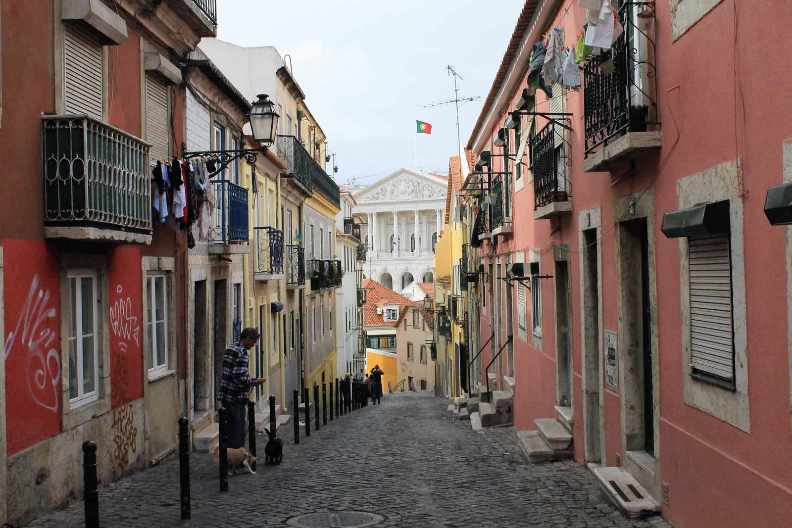 Wandering in Lisbon
