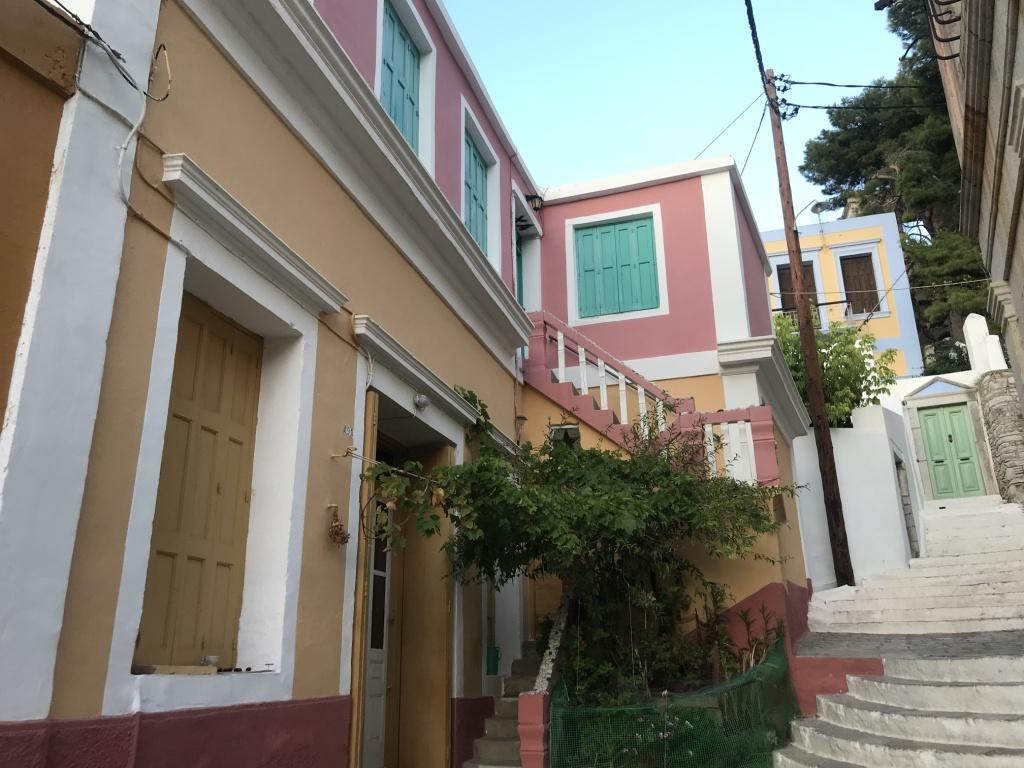 Houses of Symi