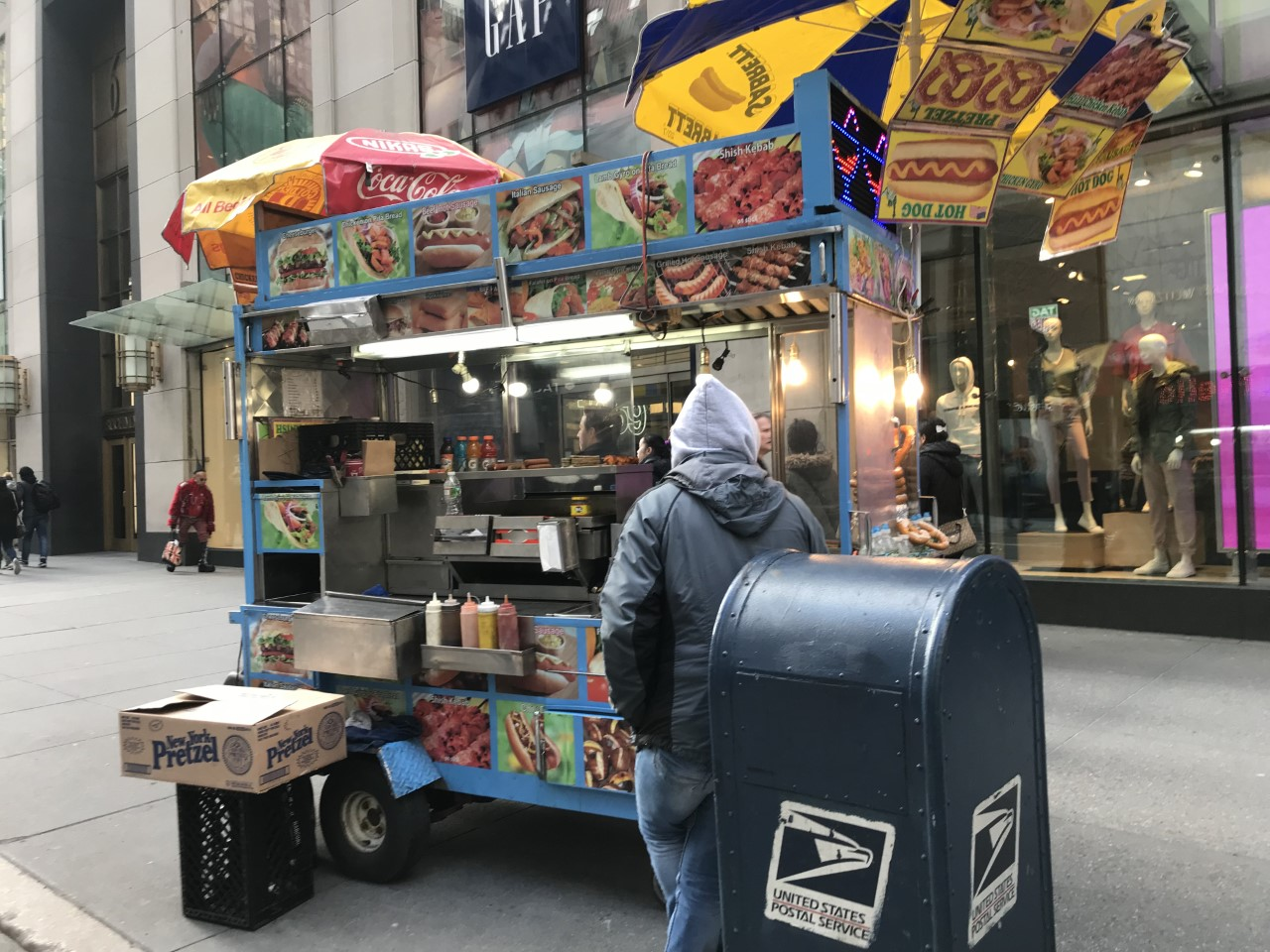 Street Food at NYC